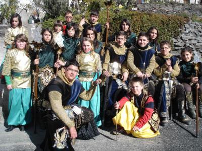 Moros y cristianos 2009